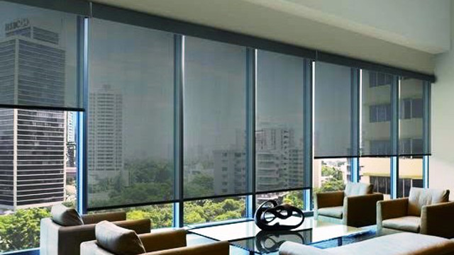 Gotcha Covered Commercial Window Treatments Just Another